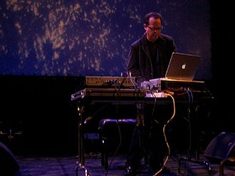 Carl Stone - Carl Stone performing at Cité de la Musique, Paris, November 1, 2003
