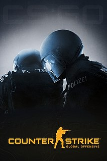 <i>Counter-Strike: Global Offensive</i> 2012 first-person shooter video game