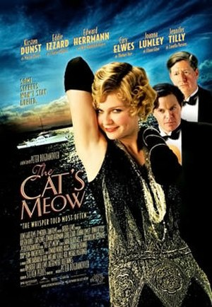 The Cat's Meow - Theatrical release poster