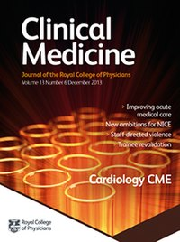 Clinical Medicine journal cover.jpg