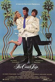<i>The Couch Trip</i> 1988 film by Michael Ritchie