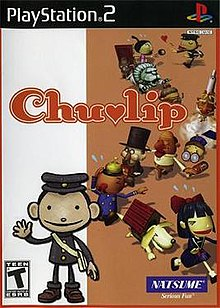 New Playstation 5 >> Chulip - Wikipedia