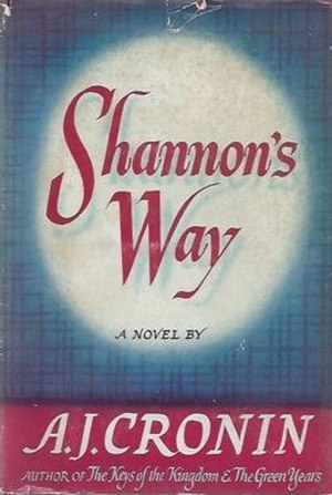 Shannon's Way - First edition (US)