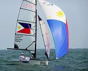 Philippines at the 2008 Summer Paralympics - Image: D2R2 PHPST
