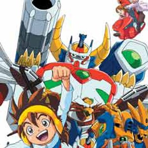Daigunder - Promotional artwork for Daigunder featuring several important characters.