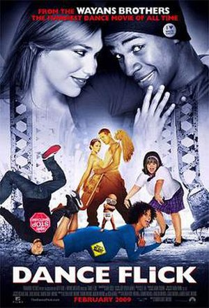 Dance Flick - Theatrical release poster
