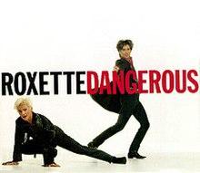 Roxette — Dangerous (studio acapella)