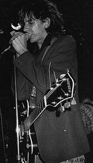 David McComb Australian musician
