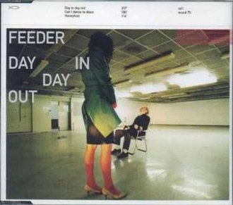 Day In Day Out (Feeder song) - Image: Day In Day Out