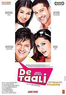 <i>De Taali</i> 2008 Indian film