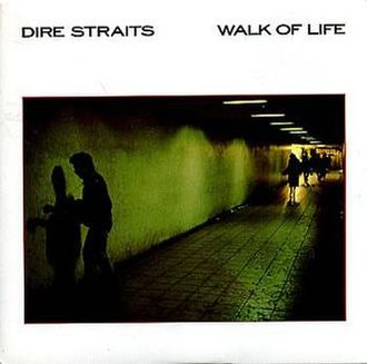 Dire Straits — Walk of Life (studio acapella)