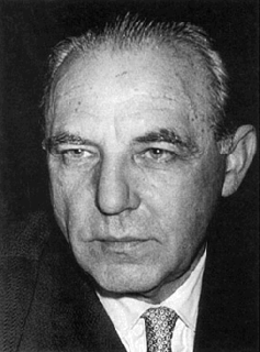 Dobriša Cesarić Croatian poet and translator