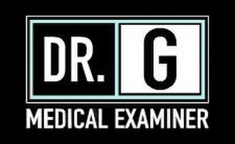 Dr. G: Medical Examiner - Image: Dr G logo