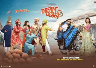 <i>Dream Girl</i> (2019 film) Film directed by Raaj Shaandilya