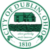Official seal of Dublin, Ohio