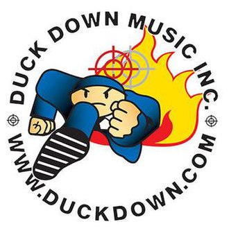Duck Down Music - Image: Duck Down Music Logo 2011