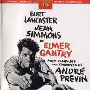 Elmer Gantry (film) - Image: Elmer Gantry frontal