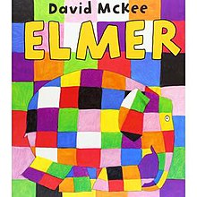 Elmer the Patchwork Elephant - Wikipedia