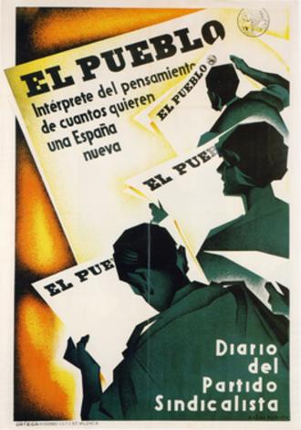 El Pueblo (Spanish newspaper) - El Pueblo poster