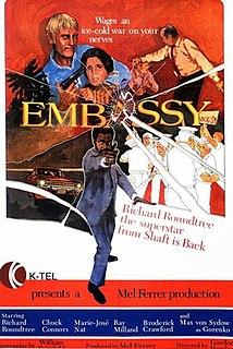 <i>Embassy</i> (film) 1972 film