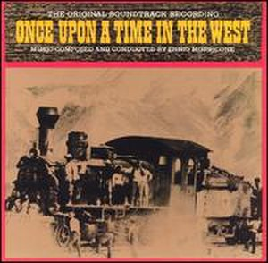 Once Upon a Time in the West (soundtrack) - Image: Ennio Morricone OUATITW Cover