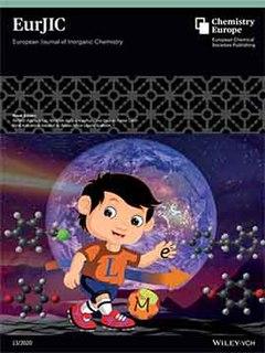 <i>European Journal of Inorganic Chemistry</i> Academic journal