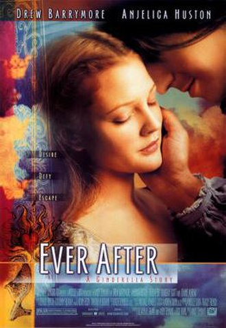 Ever After - Theatrical release poster
