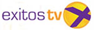 TeleXitos - Original logo as Exitos TV, used from January 28, 2012 to November 30, 2014.