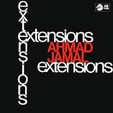 Ahmad Jamal Extensions