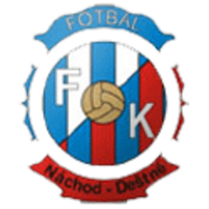 FK Náchod-Deštné - Image: FK Náchod Deštné logo