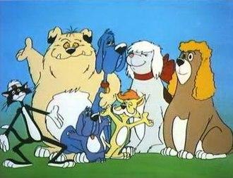 Foofur - Foofur and his group.