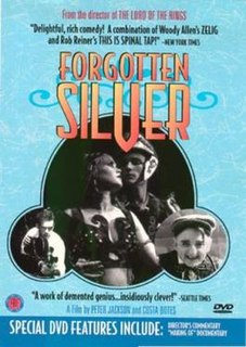 <i>Forgotten Silver</i> 1995 New Zealand television film