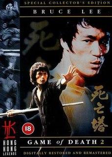 <i>Game of Death II</i> 1981 Hong Kong martial arts film