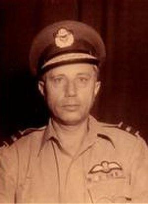 Władysław Turowicz - Wladyslaw Turowicz's photo at Monument of Air Cdre Władysław Turowicz in Karachi