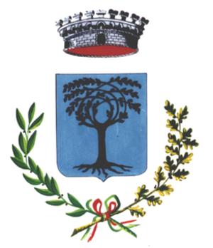 Giove, Umbria - Image: Giove Stemma