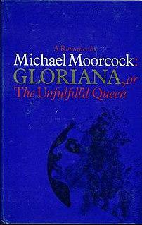 <i>Gloriana</i> (novel) 1978 novel by Michael Moorcock