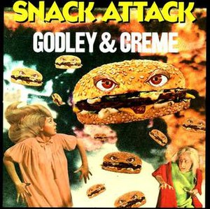 The US cover of Snack Attack