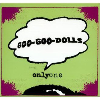 Only One (Goo Goo Dolls song) - Image: Goo Goo Dolls Only One pink v 194378