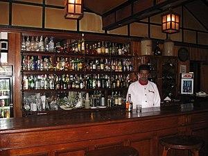 Grand Hotel (Nuwara Eliya) - Bar, Grand Hotel Nuwara Eliya