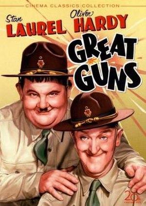 Great Guns - Image: Great Guns Film Poster
