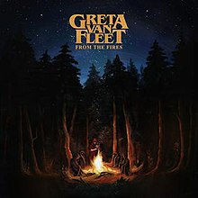 Image result for greta van fleet album cover