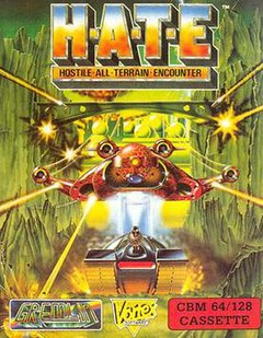 H.A.T.E.: Hostile All-Terrain Encounter