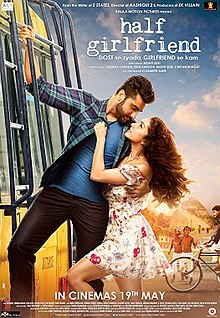 Half Girlfriend (film) - Wikipedia
