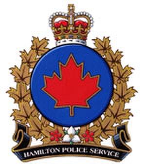 Hamilton Police Service - Image: Hamilton Police COA