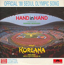 Hand in Hand (Olympic theme song) - Wikipedia
