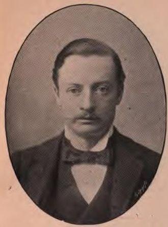 Harold Tennant - Harold Tennant c.1895