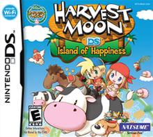 Harvest Moon - Island of Happiness Coverart.png
