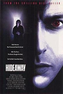 <i>Hideaway</i> (1995 film) 1995 film directed by Brett Leonard