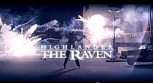 Highlander: The Raven - Image: Highlander raven titles