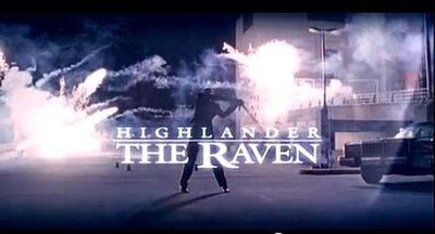 Picture of a TV show: Highlander: The Raven